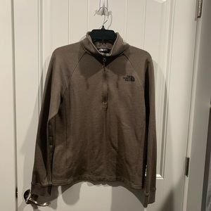 The North Face pullover, size small